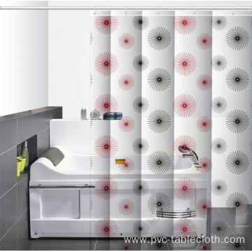 Waterproof Bathroom printed Shower Curtain Near Me